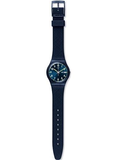 Swatch Gn718 Kol Saati Lacivert